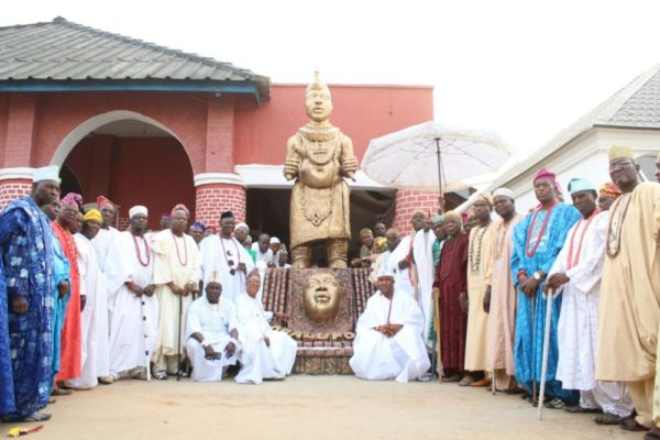 Image result for Oduduwa people