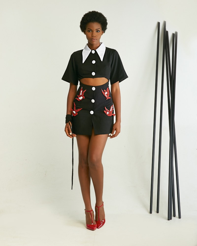 sule-debuts-caged-emotions_-ayane-shirt-dress-look-2_01_bellanaija