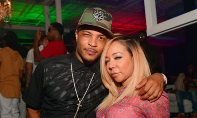 """Everyday We Lit!"" - T.I. sends Tiny a Cute Message on their 7th Anniversary"