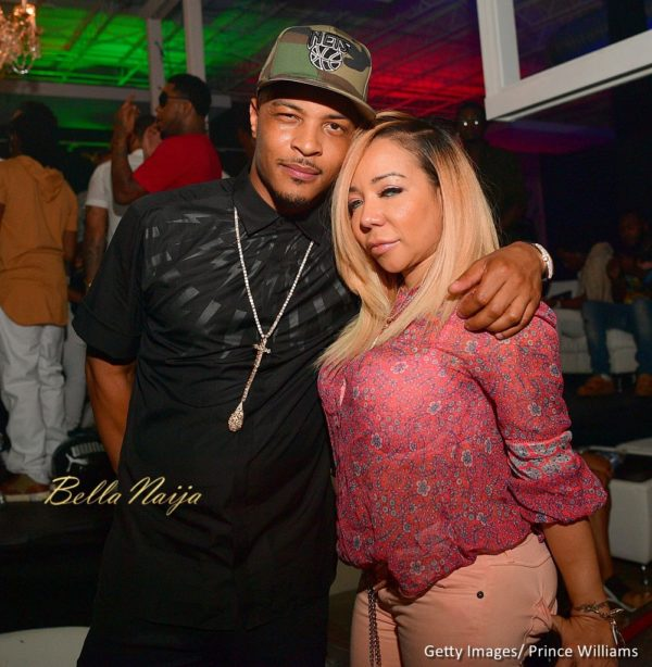 Tiny Serves TI With Divorce Papers