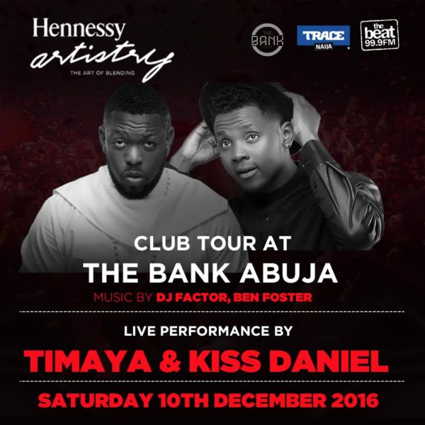 timaya-and-kiss-daniel-hennessy-artistry-club-tour