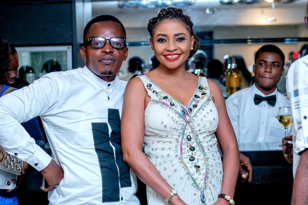 Victor Okpala and Benita Nzeribe