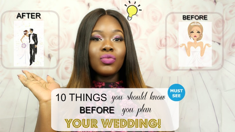 before plan your wedding marriage
