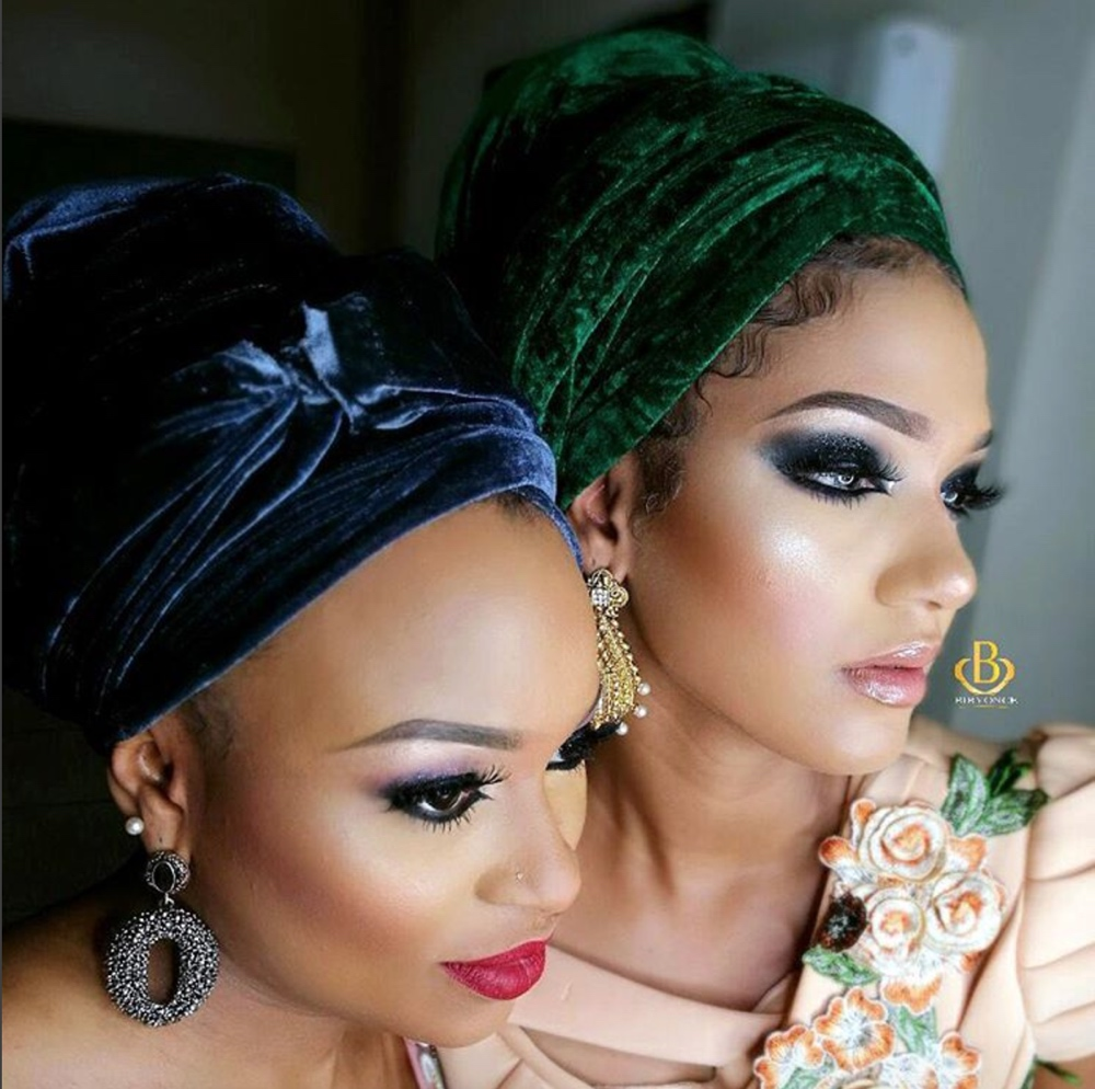Sadiye Buhari and Lizzy Jack