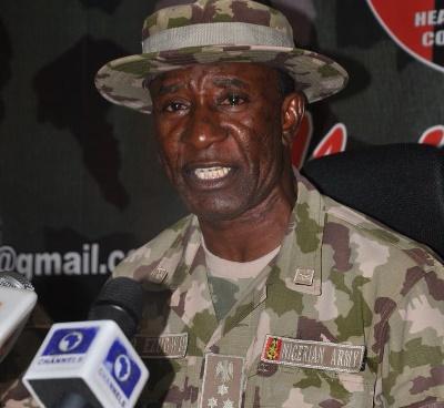 Brig.-Gen. Victor Ezugwu