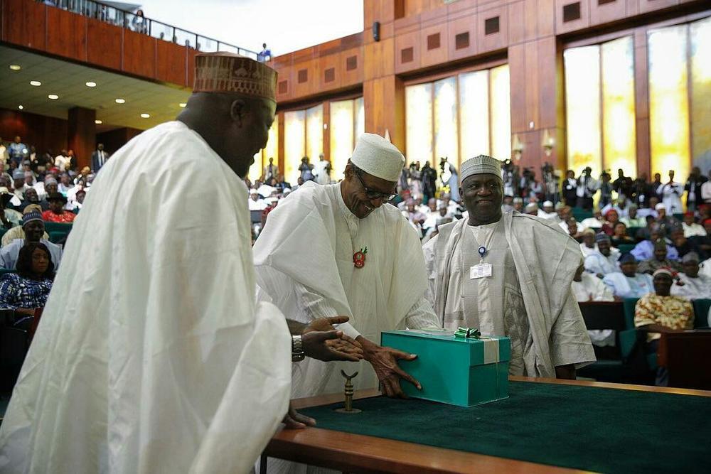 President Buhari Budget 2017