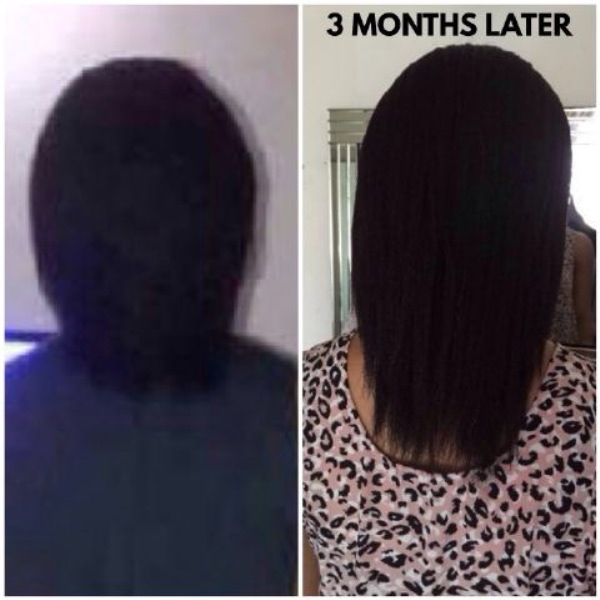 Bnfrofriday Beauty Entrepreneur And Hair Blogger Tonka Shares Her