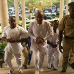 Nnamdi Kanu in Court today
