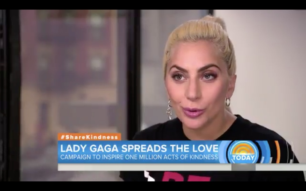 Lady Gaga reveals she battling a mental illness