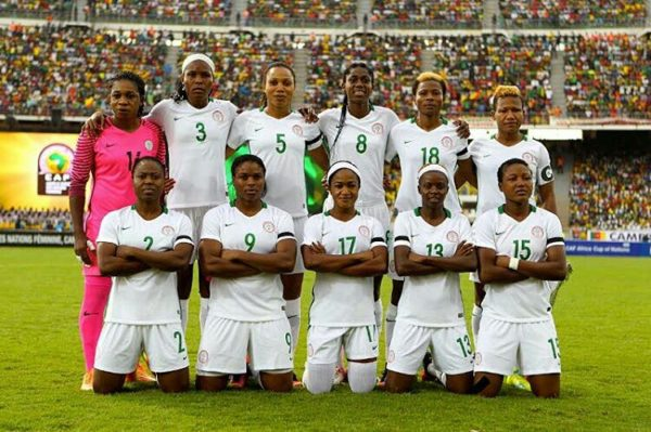 Super Falcons pulls out of 12-Nation Tournament due to Visa Issues - BellaNaija