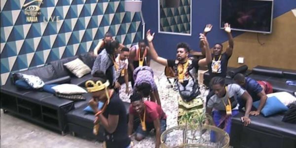 #BBNaija – Day 8: Another Tense Night for the Housemates! Find out the 3 Housemates Up for Eviction this Sunday