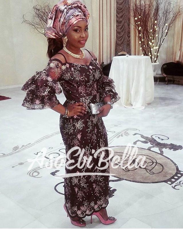 6858b121a71fc4 BellaNaija Weddings presents #AsoEbiBella – Vol. 177 – The Latest Aso Ebi  Styles   BellaNaija