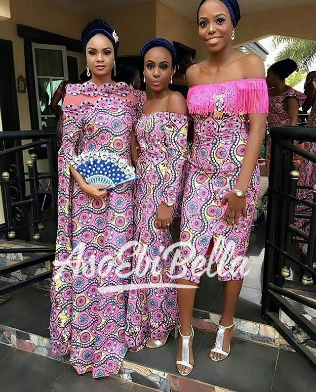 BellaNaija Weddings presents AsoEbiBella \u2013 Vol. 176 \u2013 The Latest Aso Ebi  Styles
