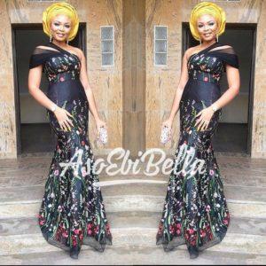 BellaNaija Weddings presents #AsoEbiBella – Vol. 175 – The Latest Aso Ebi Styles