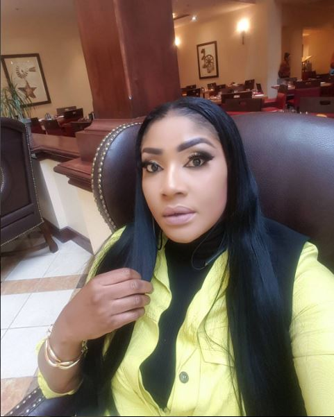 """""""Let every Christian come out in a procession to accompany Apostle Suleiman to the DSS office…He spoke for us all"""" – Actress Angela Okorie to Nigerians #Scoop"""