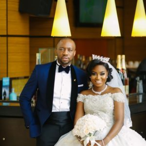 Love from the First Date! #BBNWonderland Bride Antoinette and Christopher's Amazing Wedding & Love Story