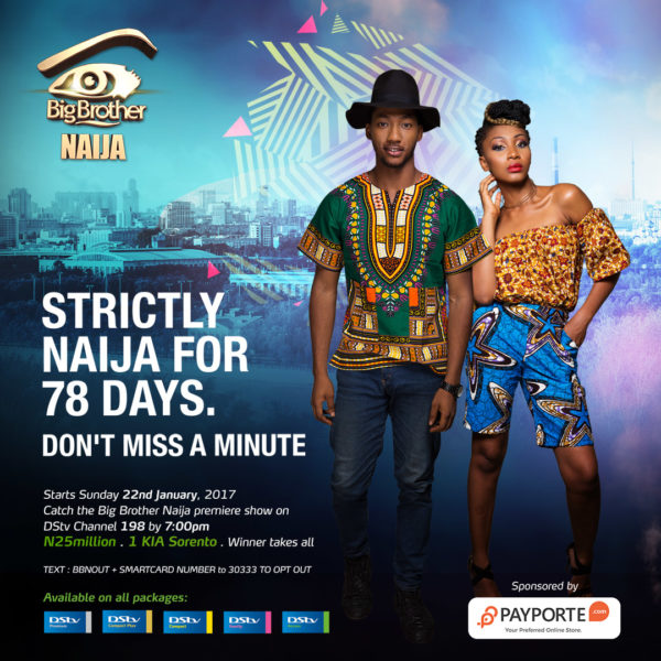 #BBNaija: 3 Days to Go as the Most Anticipated Reality ...