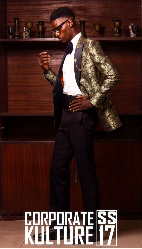 """For Sartorial Gents! Corporate Kulture Releases Its """"Time"""