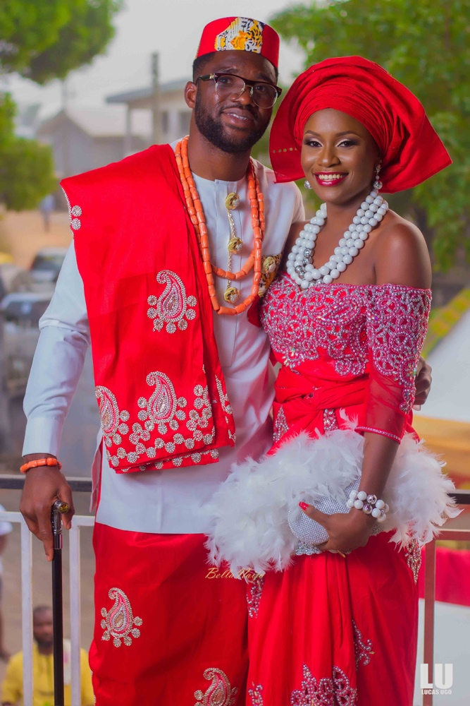 Daniel Akpeyi and Ella Traditional Igbo Wedding IMG 2646 - The Traditional Wedding Vows