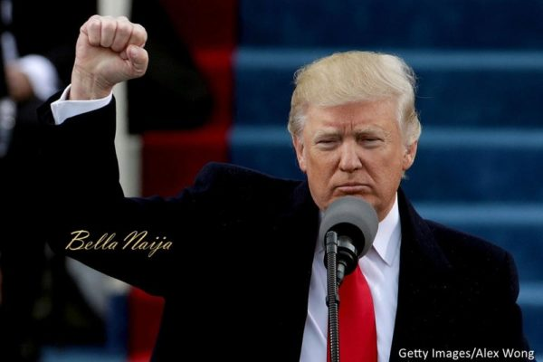 Trump announces Winners of 2017 Fake News Awards - BellaNaija