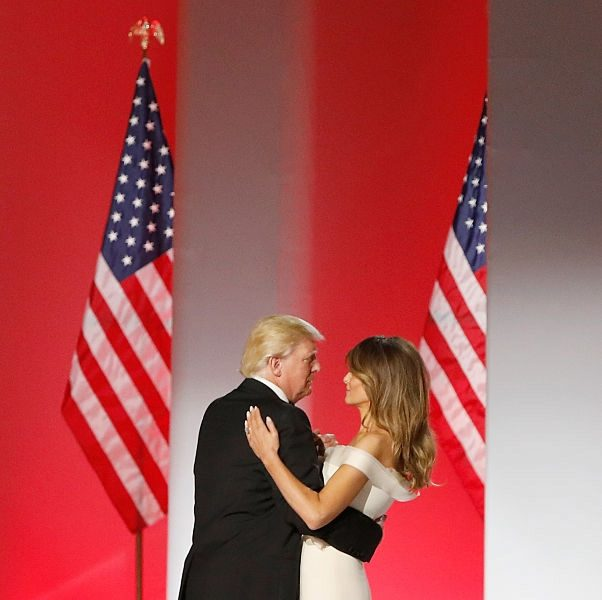Wedding First Dance Songs 2017: President Donald Trump & First Lady Melania Share Their