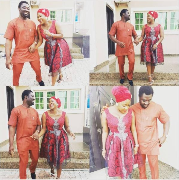 mercy johnson amp hubby are not perfect but happy as she
