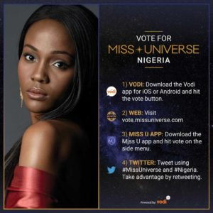 Voting has started for the 65th Miss Universe Competition! Find out how you can Vote for your Fave African Queen