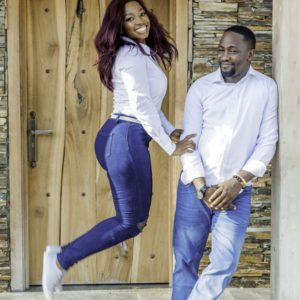 BFF Knows Best! Isaac and Mmeme are a Match Made in Heaven – See their Lovely Pre-Wedding Shoot