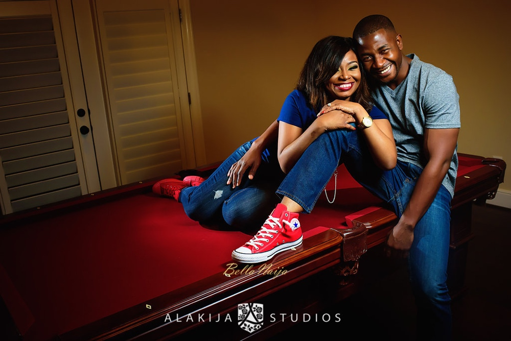 Promise and Akin's True Love Story : These Lovebirds Met In SAT Prep! Checkout Their Colourful Pre-Wedding Photos