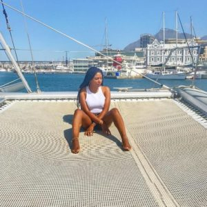Catch Up On Stephanie Coker's Pre-Wedding #Baecation in Capetown   See Photos