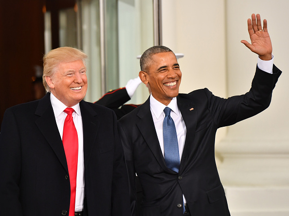 Read Letter Obama left for Trump before leaving White House - BellaNaija
