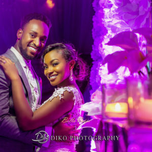 BN Celebrity Weddings: Tinsel Actor Charles Ujomu and Etisalat Voice Prompt Betty's Wedding