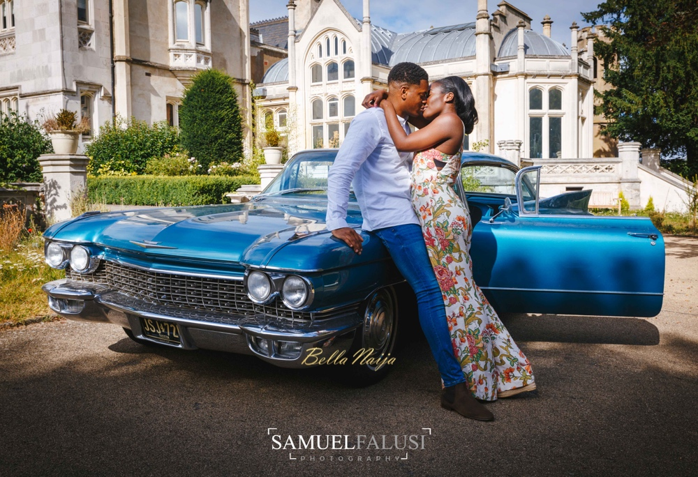 Been In Love Since 17: Tolu Ogunmefun  And Yemi Were Clearly Made For Each Other  ! See Their Beautiful Wedding
