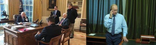 Trump and Putin agree to Mend U.S. – Russia ties