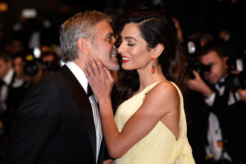 George Clooney and his...