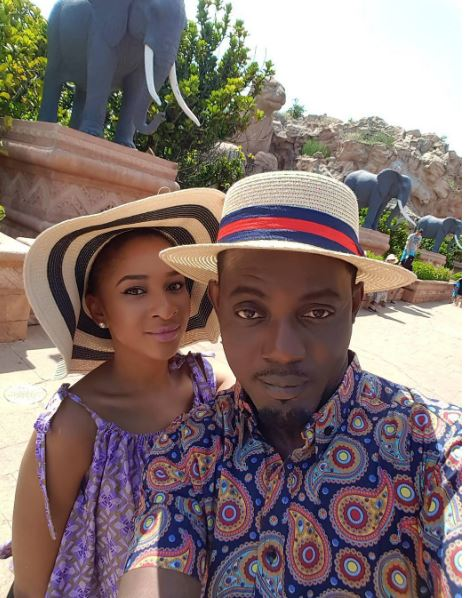 "AY Makun is Shooting Another Blockbuster Movie! See the BTS Photos & Videos for ""10 Days in Sun City"""