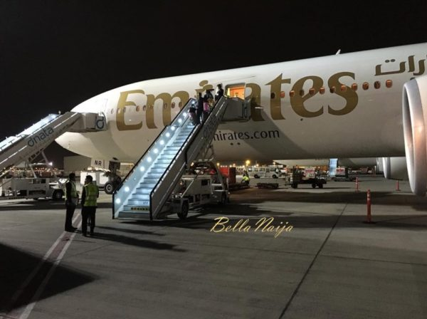 Emirates Passenger dies on Arrival at Lagos Airport