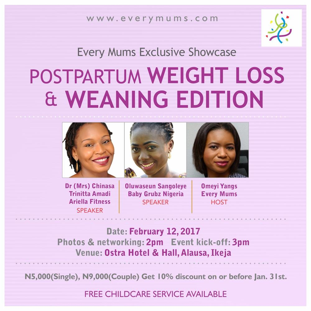 Learn all about Pregnancy, Postpartum Weight Loss & Weaning at the ...