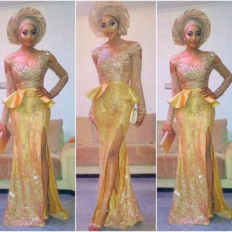 AsoEbiBella Special Edition: 16 Aso Ebi Trends that Rocked 2016