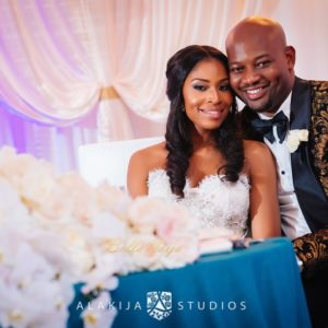 Parents as Cupid but Love at First Sight! Read Adaora & Tochukwu's Love Story & See their Glam Chicago Wedding
