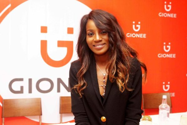 Seyi Shay emerges Brand Ambassador of Gionee
