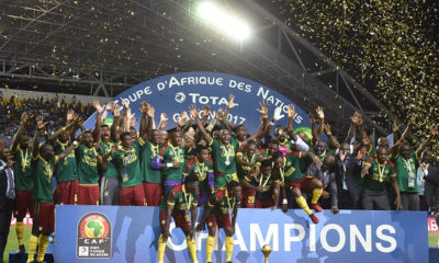 AFCON 2019: CAF approves 24-team Format