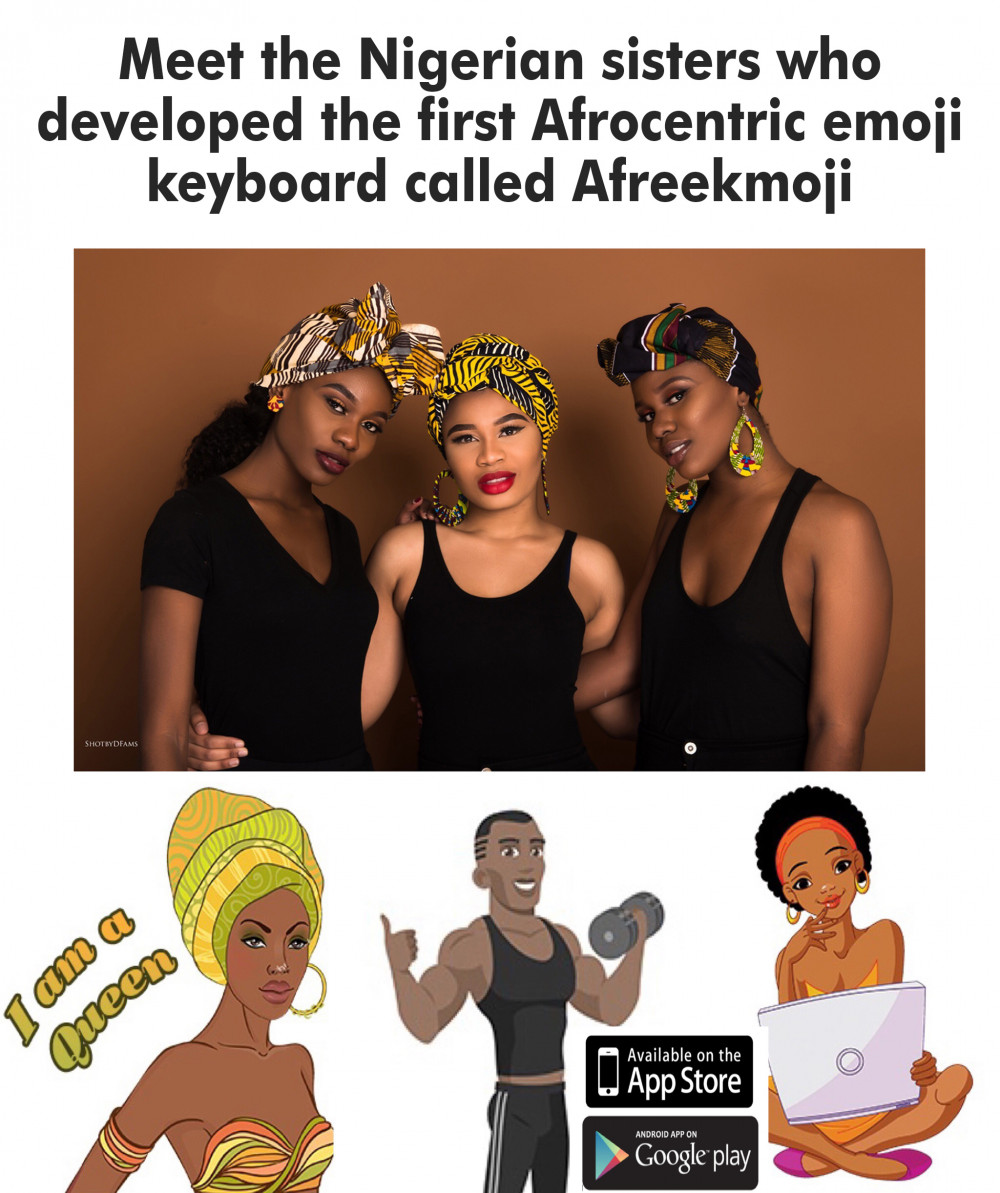 Express The African in You with The Afrocentric Emoji
