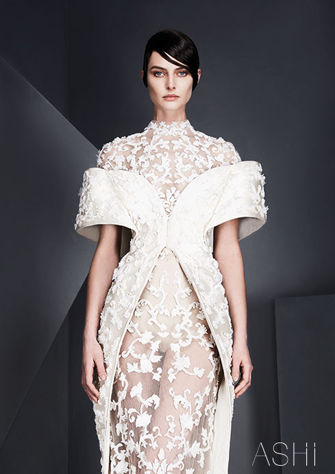 Ashi Studio Presents The Quot Whispers Quot Haute Couture Spring