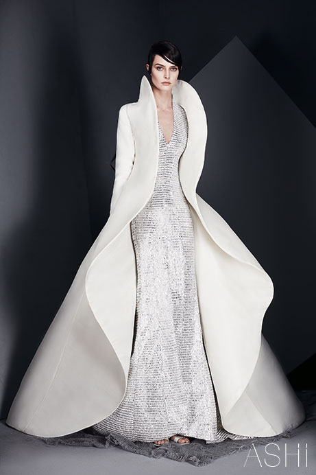 Ashi studio presents the whispers haute couture spring for Loving haute couture