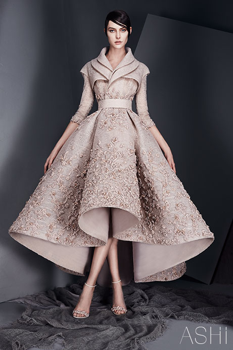 Ashi studio presents the whispers haute couture spring for Haut couture