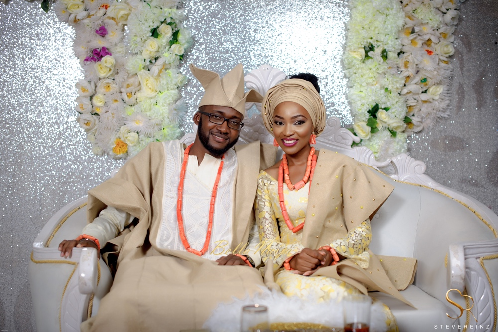 Bride Jasmine & Her Edo Prince Osato Found Each Other on a Bus :  See their Wedding & Love Story
