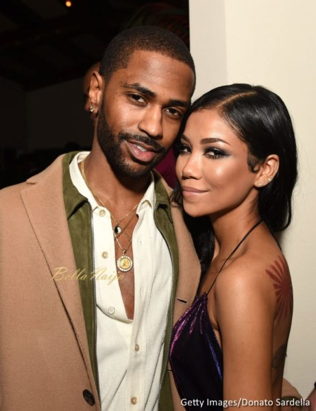 Jhene Aiko eliminates any confusion air about Allegations of her Cheating on Ex-Boyfriend with Big Sean