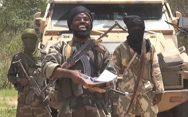 Four terrorists dump Boko Haram, surrender to Nigerian Troops