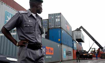 Customs seize 4 Containers of Tramadol in Apapa Port - BellaNaija